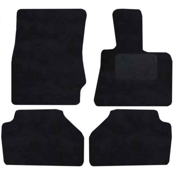 BMW X4 2014 - 2018 (F26) (2x Velcro Fitting) Fitted Car Floor Mats product image