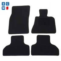 BMW X5 2013 - 2019 (F15) (2x Velcro Fitting)  Car  Mats