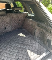 BMW X5 Hybrid (2021 onwards) Quilted Waterproof Boot Liner