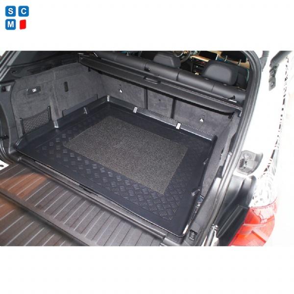 BMW X5 2007 - 2019 (E70 / F15) Upper Moulded Boot Mat image 2