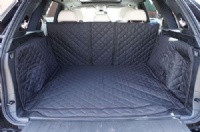 BMW X5 (2013 onwards) (5 Seat in use) Quilted Boot Liner