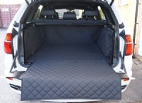 BMW X5 (2007-2012) (5 Seater) Quilted Waterproof Boot Liner