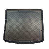 BMW X6 2008 - 2014 (E71) Moulded Boot Mat