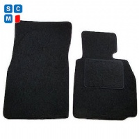 BMW Z4 2009 onwards (E89) (4x Velcro fitting) Fitted Car Floor Mats product image