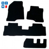 Chevrolet Captiva 2007 Onwards (7 seat) Fitted Car Floor Mats product image
