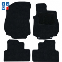 Chevrolet Orlando 2011 Onwards (Twin Locators) Fitted Car Floor Mats product image