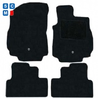 Chevrolet Orlando 2011 Onwards (Single Locators) Fitted Car Floor Mats product image