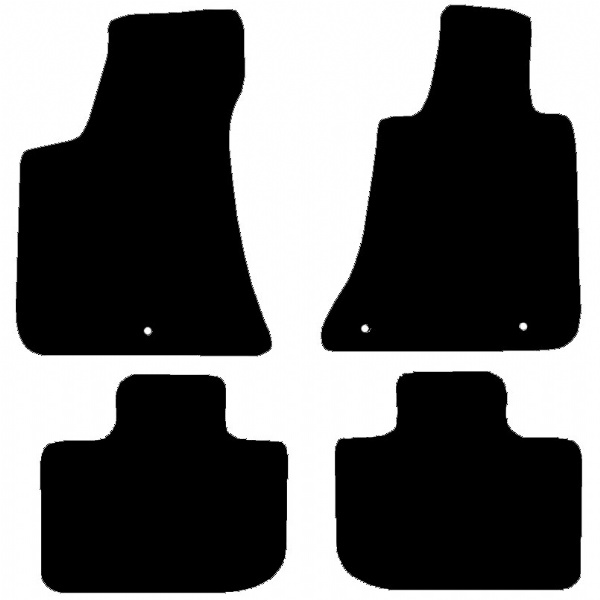 Chrysler 300C (2011 Onwards) Fitted Car Floor Mats product image