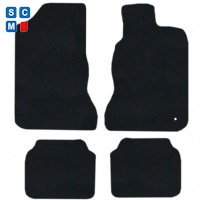 Chrysler Neon (1999 to 2004) Fitted Car Floor Mats product image