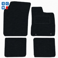 Chrysler Ypsilon (2011 onwards) Fitted Car Floor Mats product image