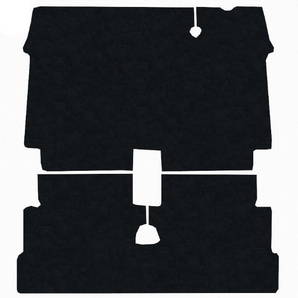 Citroen 2CV 1981 to 1990 Fitted Car Floor Mats product image