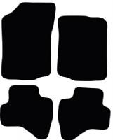 Citroen C1 2014 Onwards (MK2) Floor Mats product image