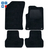 Citroen C3 2009 - 2017 Fitted Car Floor Mats product image