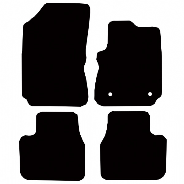 Citroen C4 Cactus 2014 Onwards Fitted Car Floor Mats product image