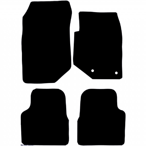 Citroen C4 2021 onwards Fitted Car Floor Mats product image