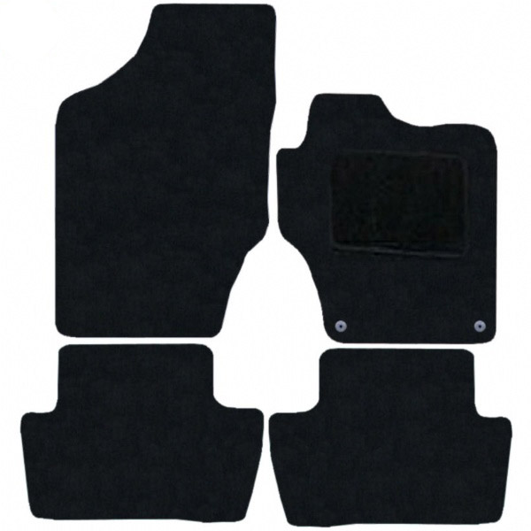 Citroen C4 2010 - 2020 Fitted Car Floor Mats product image