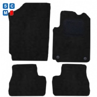 Citroen DS3 2009 - onwards Fitted Car Floor Mats product image