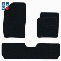 Citroen Xsara Picasso 2000 - onwards (2 Locator) Fitted Floor Mats product image