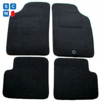 Citroen ZX 1991 - 1998 Fitted Car Floor Mats product image