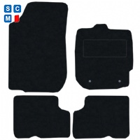 Dacia Duster 2012 - Onwards Fitted Car Floor Mats product image