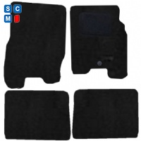 Daewoo Korando 1999 - 2002 Fitted Car Floor Mats product image
