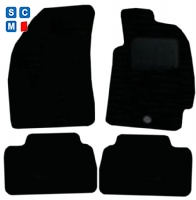 Daewoo Nubira 2004 - 2010 Fitted Car Floor Mats product image