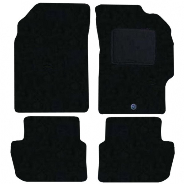 Daewoo Spark 2009 - Onwards Fitted Car Floor Mats product image