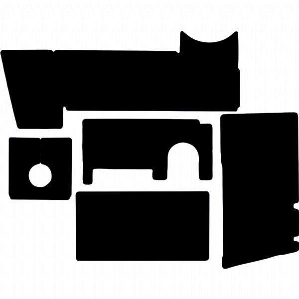 Elddis Avante 866 2017 - Onwards (Complete Set) Fitted Floor Mats  product image