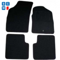 Fiat 500 2007 - 2012 (Single clip) Fitted Car Floor Mats product image