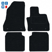 Fiat 500L 2012 - onwards Fitted Car Floor Mats product image