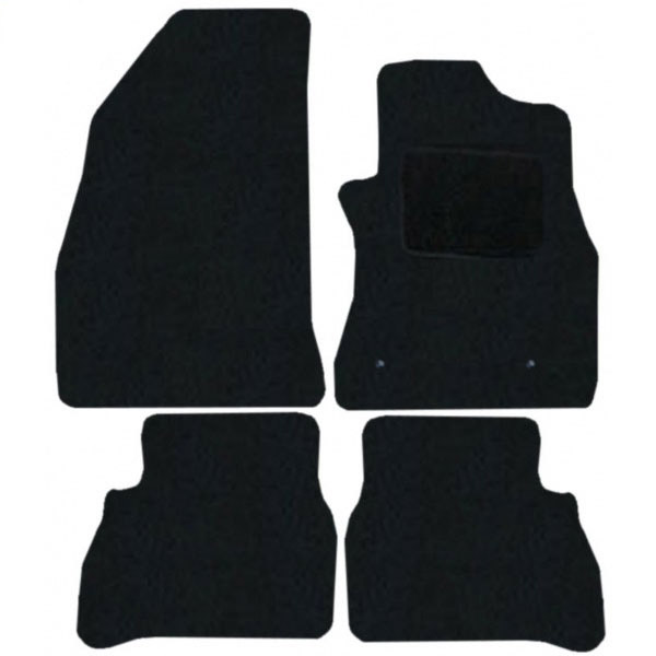 Fiat Doblo 2010 - Onwards Fitted Car Floor Mats product image