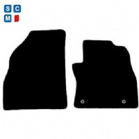Fiat Fiorino Van 2008 onwards Fitted Car Floor Mats product image
