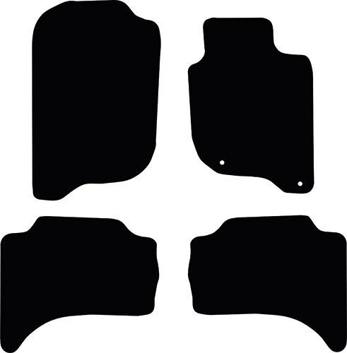 Fiat Full back 2016 - Onwards (4 DR) Floor Mats product image