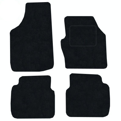Fiat Idea 2003 - 2007 Fitted Car Floor Mats product image