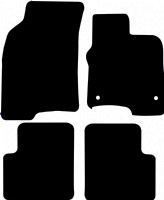 Fiat Panda 2020 - Onwards (2 Locator) Fitted Car Floor Mats product image