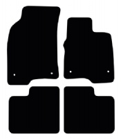 Fiat Panda 2012 - 2020 (4 Locator) Fitted Car Floor Mats product image