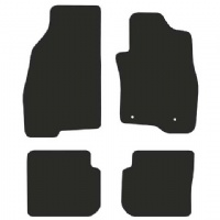 Fiat Punto Evo 2010 - 2012 Fitted Car Floor Mats product image