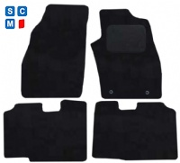 Fiat Punto MyLife 2010 - 2012 Fitted Car Floor Mats product image