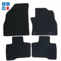 Fiat Qubo 2008 Onwards Fitted Car Floor Mats product image