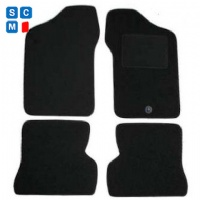 Fiat Seicento 1998 to 2004 Fitted Car Floor Mats product image