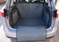 Ford C-Max (2011 onwards) Quilted Waterproof Boot Liner