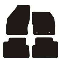 Ford C-Max 2007 - 2011 (2x Oval)(Facelift) Fitted Car Floor Mats product image