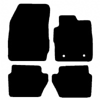 Ford EcoSport 2014 - Onwards Fitted Car Floor Mats product image