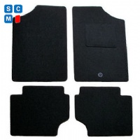 Ford Escort Estate MK3 & MK4 (1980 - 1990) Fitted Car Floor Mats product image