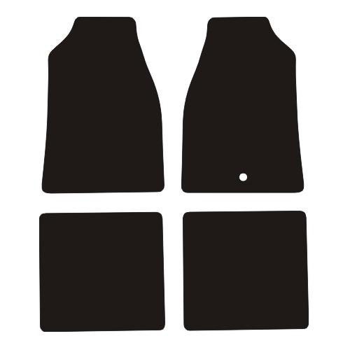 Ford Escort MK1 1969 - 1975 Fitted Car Floor Mats product image