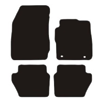 Ford Fiesta 2008 - 2011 (MK7) Fitted Car Floor Mats product image