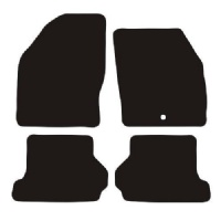 Ford Focus Coupe / Cabriolet (MK2; 2007 Onwards) Fitted Car Floor Mats product image