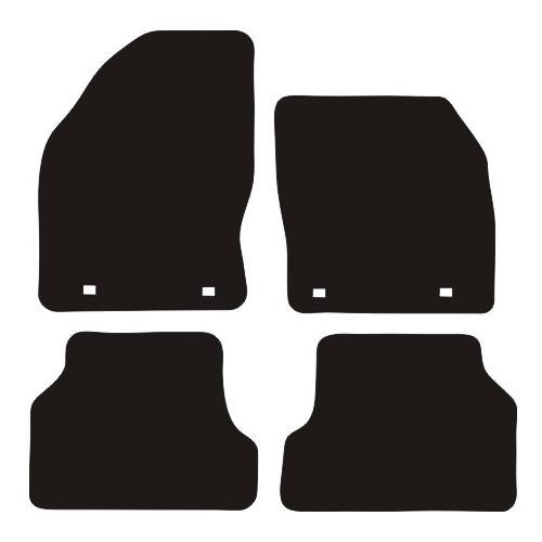 Ford Focus Estate 2004 - 2011 (MK2) (4x Locators) Fitted Car Floor Mats product image