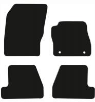 Ford Focus Estate 2011 - 2018 (MK3)(2x Locators) Floor Mats product image