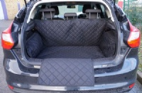 Ford Focus (2011 onwards) Quilted Waterproof Boot Liner